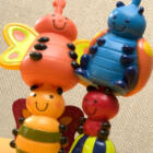 B.Toys Csodabogarak - rágható bogárkafűzér