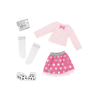 Glitter Girl, Spot the Shimmer ruhakollekció