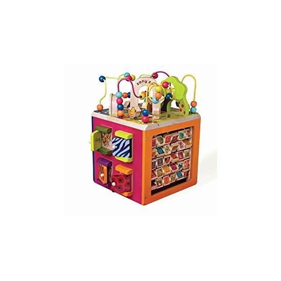 B.Toys Zany Zoo™ - Nagy fa activity kocka