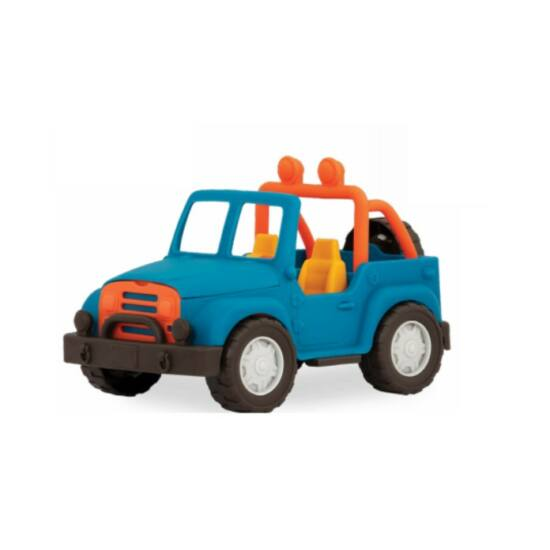 Wonder Wheels 2x2 Jeep kék